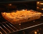 Пилешко с паста на фурна 7