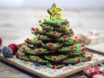 """Бисквити """"Коледна елха"""""""