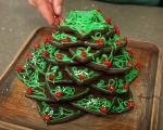 """Бисквити """"Коледна елха"""" 9"""
