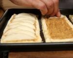 Тарт с лешници и круши 6