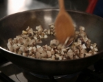 Гьоза с гъби и тофу 2