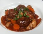 Постна зеленчукова яхния с кюфтета 8