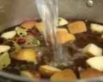 Марината за пуйка с ябълки и цитруси 2
