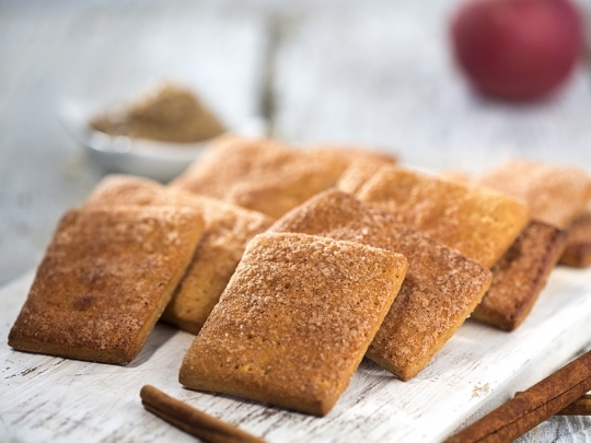 Канелени хлебчета
