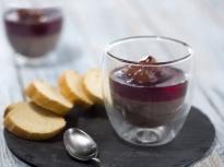 Пастет с желе от вино