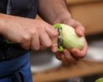 Салата от кореноплодни зеленчуци