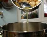 Провансалска чеснова супа 2