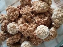 Рошави вегански сладки