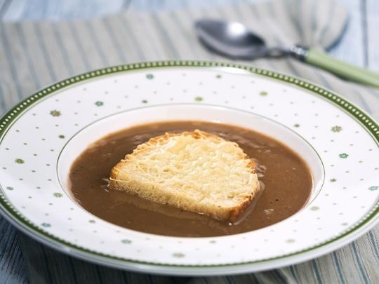 Базелска брашнена супа