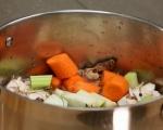 Гъбена супа с джинджфил и чесън 2