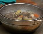 Гъбена супа с джинджфил и чесън 4