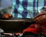 Глазирани свински гърди с ориз 5