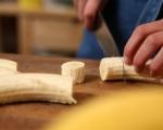 Панирани банани със солен карамелен сос 4