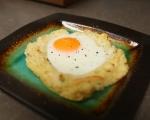 Яйца в картофени гнезда 7