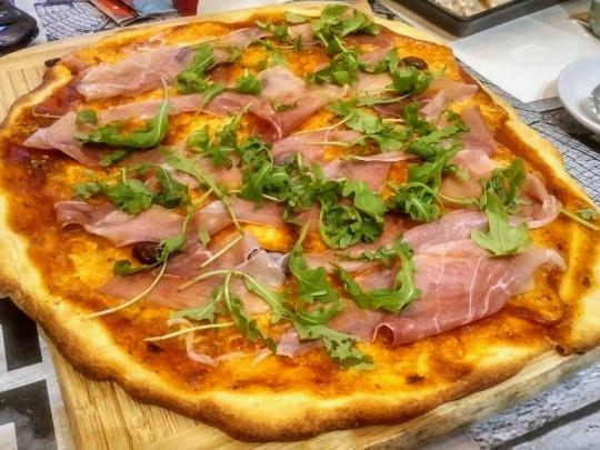 Пица по италиански