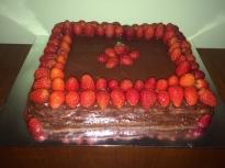 Бабината бисквитена торта
