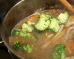 Телешка супа в азиатски стил 5