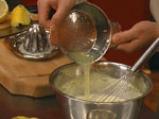 Пълнени круши с лимонов крем 2
