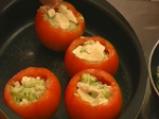 Пълнени домати с тиквички 4