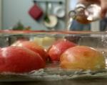 Ябълки със сирене и ядки 2