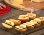 Ябълки със сирене и ядки 3