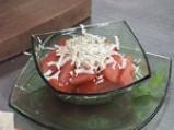 Салата с домати, диня и сирене 2