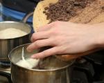 Сладоледен трюфел (Тартуфо ди Пицо)