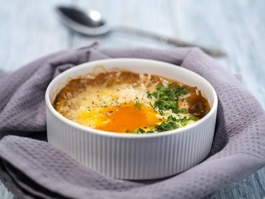 Супа от Павия (Дзупа Павезе)