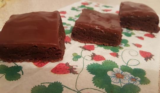 Шоколадови пастички