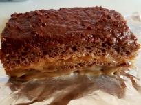Торта с халва и карамел