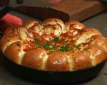 Хлебчета с печен дип от сирена 9
