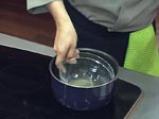 Замразено кисело мляко с малини