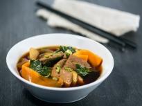 Супа от свински дроб по китайски