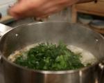 Пролетна бобена супа 7