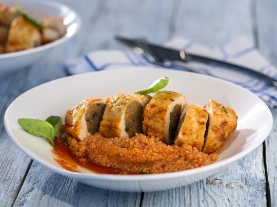 Сицилианско брачоле с пилешко