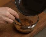 Бадемови сладки с шоколад 3