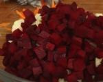 Шарена салата с джинджифилов дресинг 3