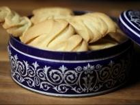Шприц бисквити