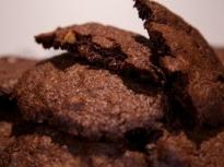 Хрупкави шоколадови бисквити
