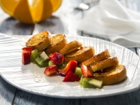 Пържени филийки с портокалов вкус