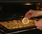 Картофи с гулия на фурна 4