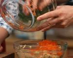 Сандвичи със салата от намачкан нахут 4