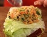 Сандвичи със салата от намачкан нахут 7