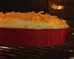 Пай с картофи и пилешки дробчета 13