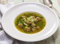 Супа от грах с агнешко