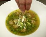 Супа от грах с агнешко 7