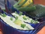 Мус от авокадо с пушена скумрия