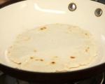 Плоски хлебчета с плънка от леща 5