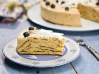 Торта с американски палачинки