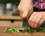 Зеленчукови палачинки с нахут и веганска майонеза 2